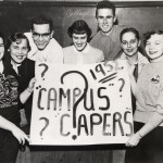 Extension Center Campus Capers, 1952, #S09452