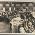 Chadbourne Hall Senior Swing Out, 1918, #S09233