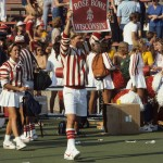 UW cheerleaders, 1981. #S12004