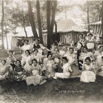May Fete dancers, 1912. #ch05072014