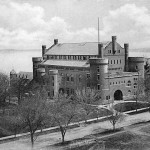 The Armory/Red Gym, 1899. #tk0907072