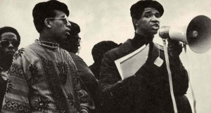 Members of the Black Peoples Alliance, 1969