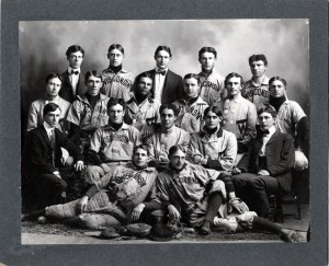 UW Baseball Team, 1903