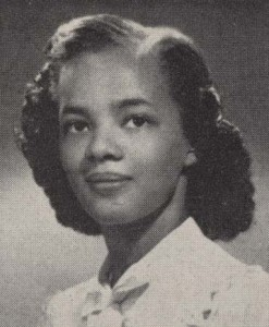 Frye pictured in The Badger, 1948