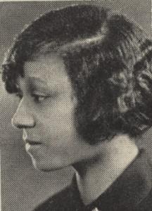 Hill pictured in The Badger, 1929