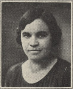 Tyler pictured in The Badger, 1925
