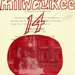 Milwaukee 14 flier