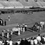 ROTC protest, 1950