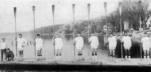 UW Crew Team, 1925