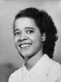 Vel Phillips, photo courtesy of Wisconsin Alumni Association, c. 1950