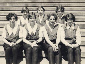 Women's Phys. Ed. group (S024627)