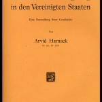 Harnack, Arvid. Die vormarxistische Arbeiterbewegung in den Vereinigten Staaten: eine Darstellung ihrer Geschichte. Jena: G. Fischer, 1931.