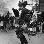 Columbus anniversary protest
