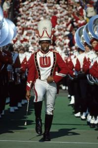 UW drum major