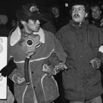Anti-Gulf War protest