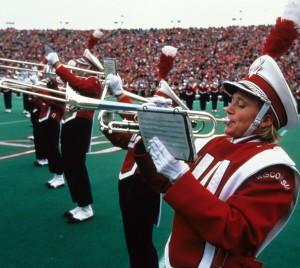 UW band, 1997.