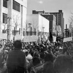 Khomeini protest