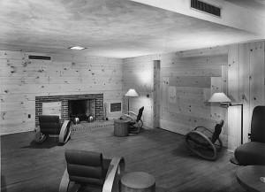Hoofers lounge, 1940s. #dn06021402