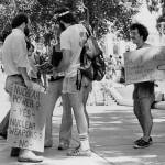 Pro-Nuke protest