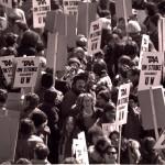 TAA Strike on campus