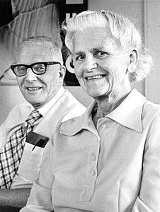 Herbert and Evelyn Howe
