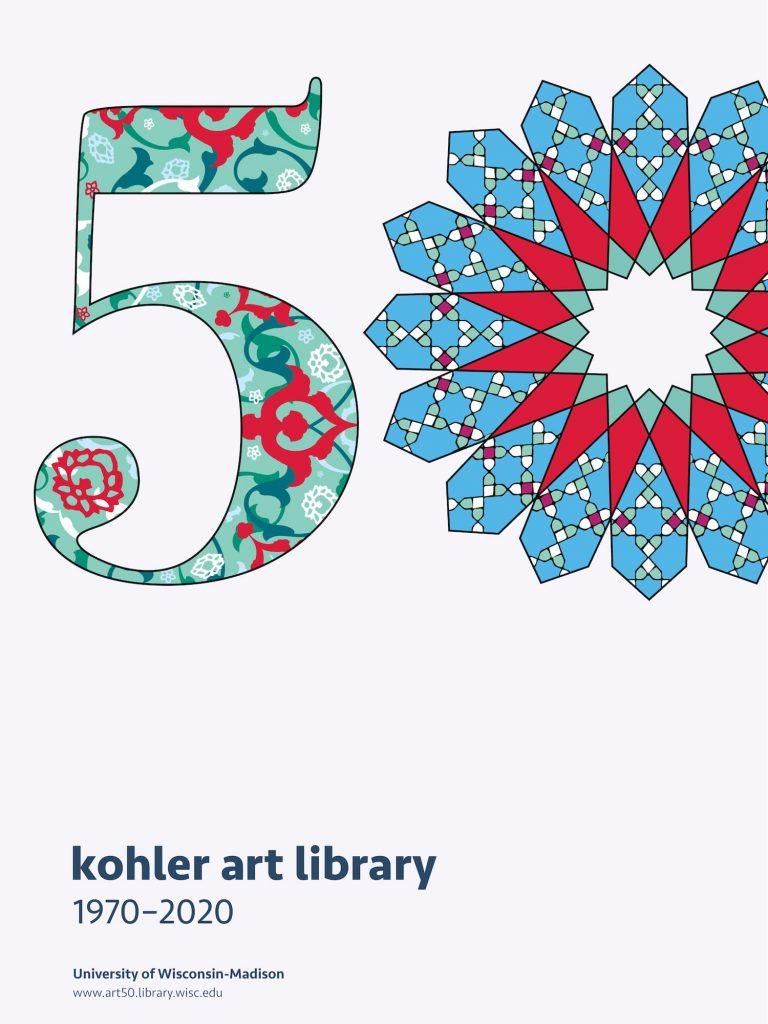 50th Anniversary Poster design by Annie Plunkett