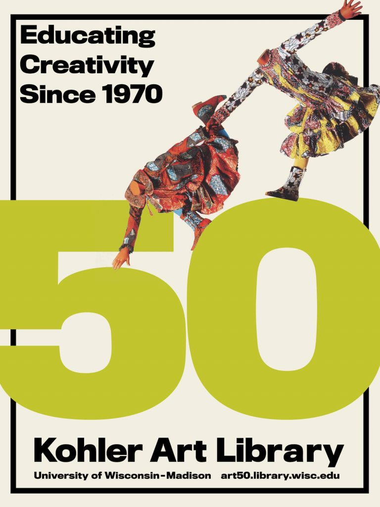 50th Anniversary Poster design by Cassidy Kratochvil