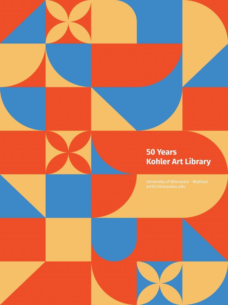 50th Anniversary Poster design by Jessica Ni