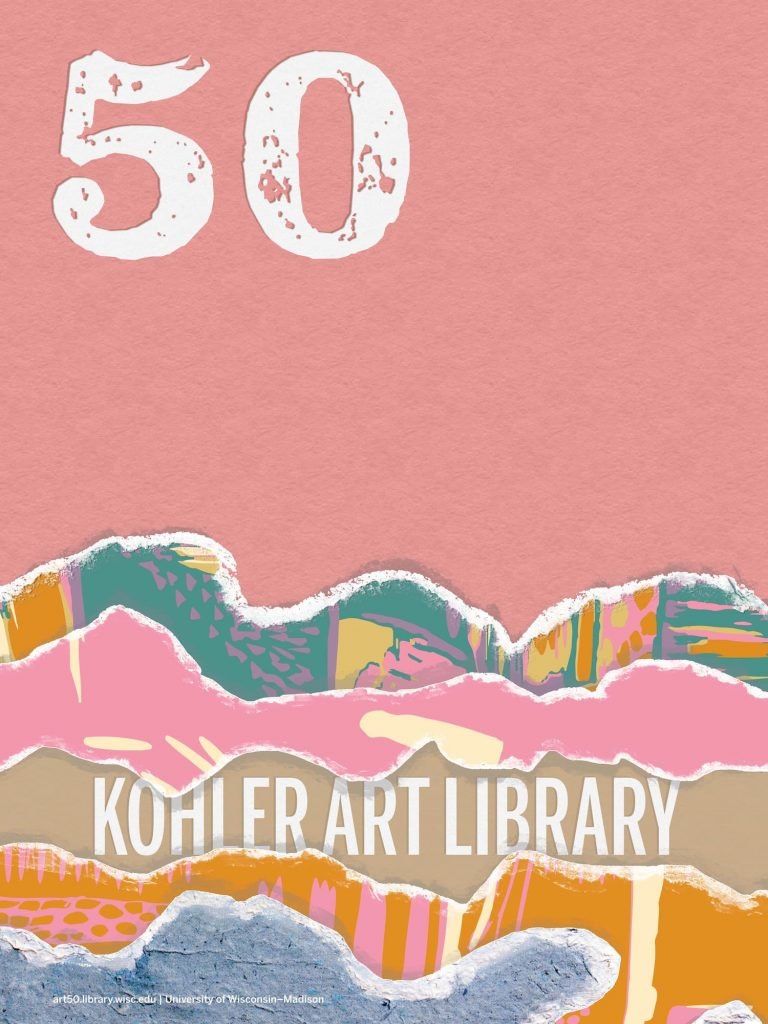 50th Anniversary Poster design by Nicole Golownia