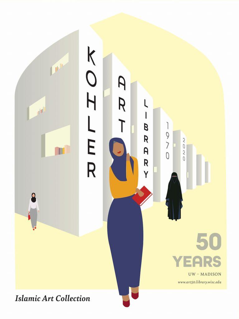 50th Anniversary Poster design by Paulina Eguino