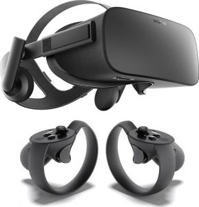 Oculus Rift VR Headset | College Library | UW-Madison Libraries