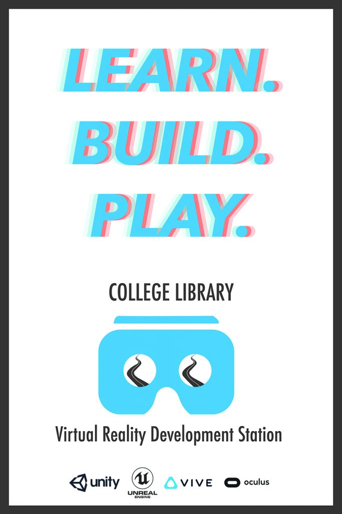 Learn  Play  Build  | College Library | UW-Madison Libraries