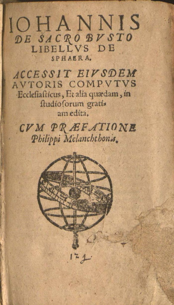 title page of the first work in this volume