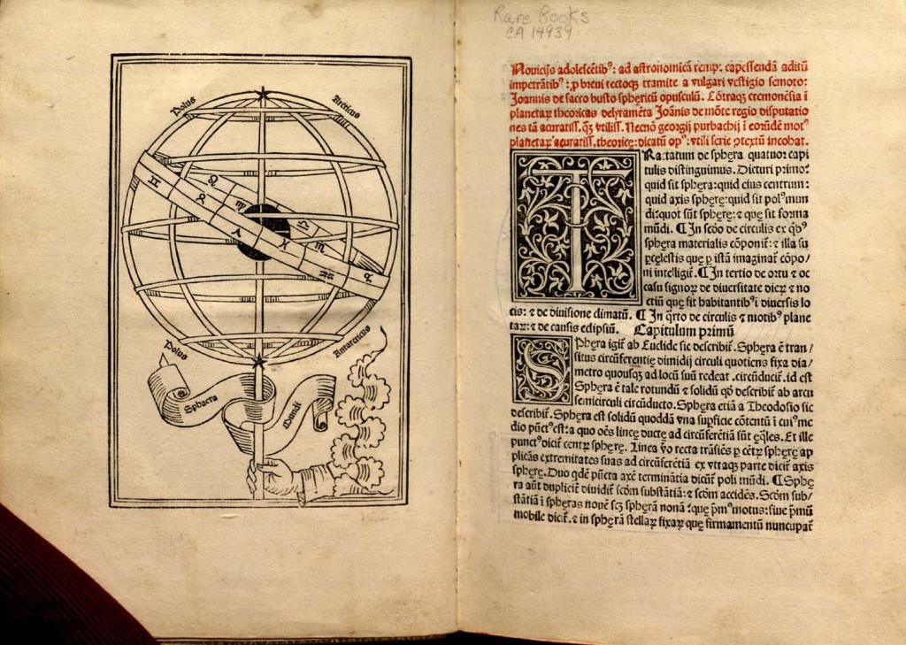 frontispiece and fol. a[i] recto