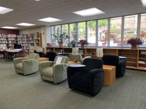 Empty Verona Public Library