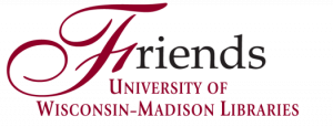 Friends of UW-Madison Libraries logo