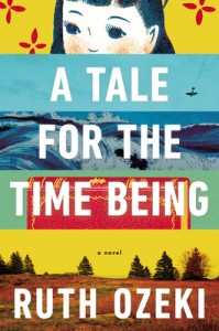 """A Tale for the Time Being"" Book Cover"