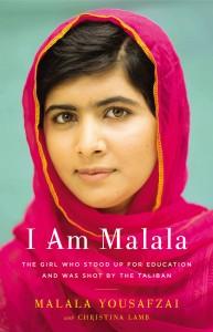 """""""I Am Malala"""" Book Cover"""