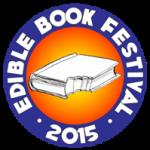 Edible Book Festival 2015 logo
