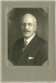 Charles H. Mills portrait