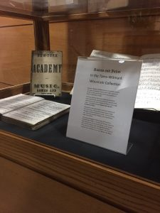 Gounod's Romeo and Juliet materials from Tams-Witmark Collection Wisconsin