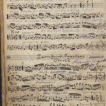 Aleksander Bogucki manuscript page