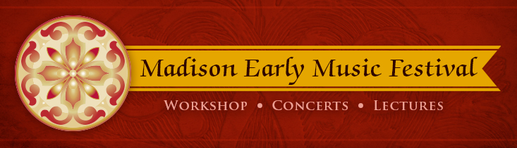 Madison Early Music Festival logo