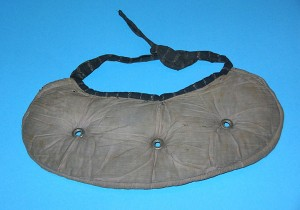 Bum pad, ca. 1877 2010.1.2 From the Dovie Horvitz Collection / UW Digital Collections