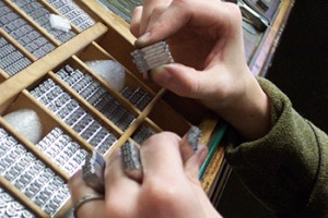 Silver Buckle Press