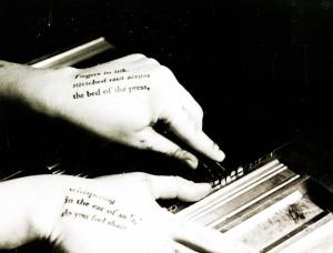 Wellman, Kelly and Madeleine Zygarewicz. Body of text. [Mainz]: [Gutenberg Pavillion], 2000.