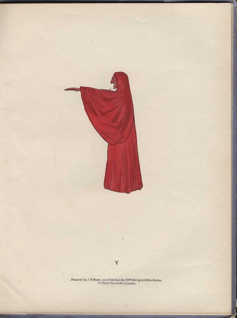Spectropia (1865), spectre V.